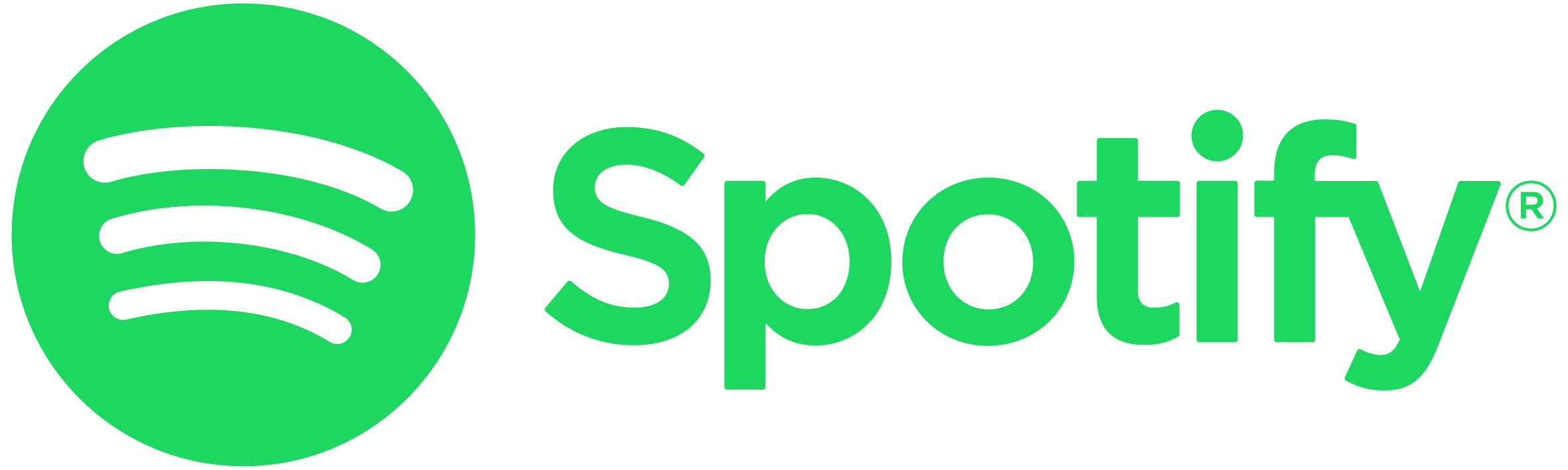 Spotify Logo RGB Green